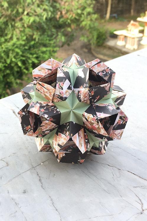 Simple Star Kusudama