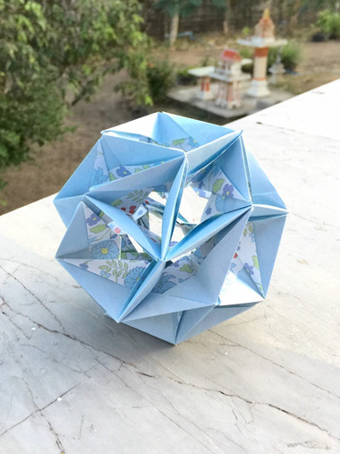 Igloo Kusudama