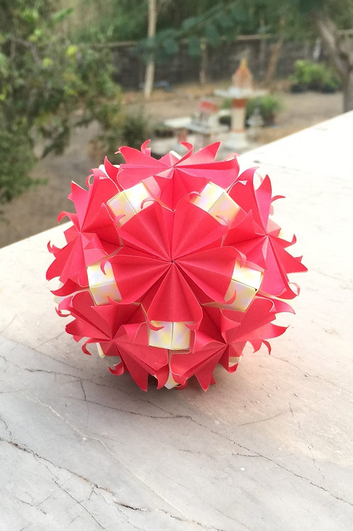 Loving You Kusudama