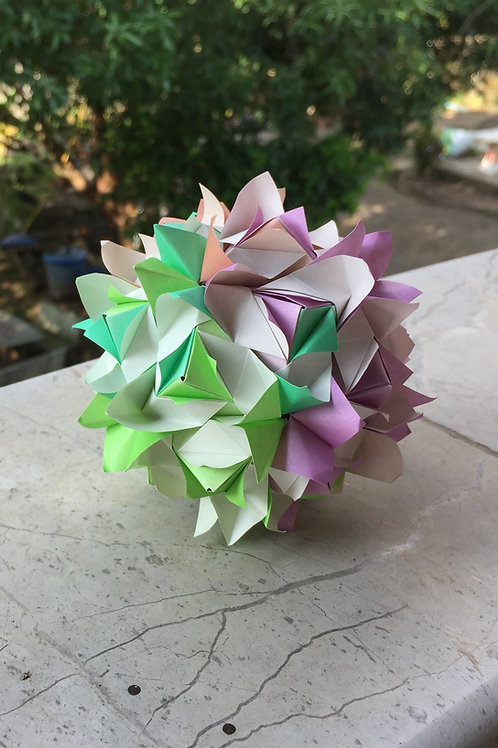 Pillow Kusudama