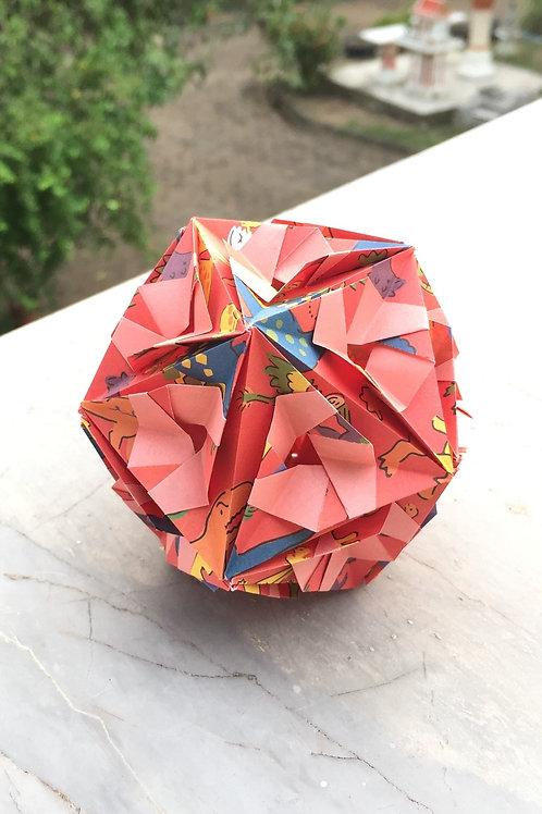 Icosaedro Kusudama