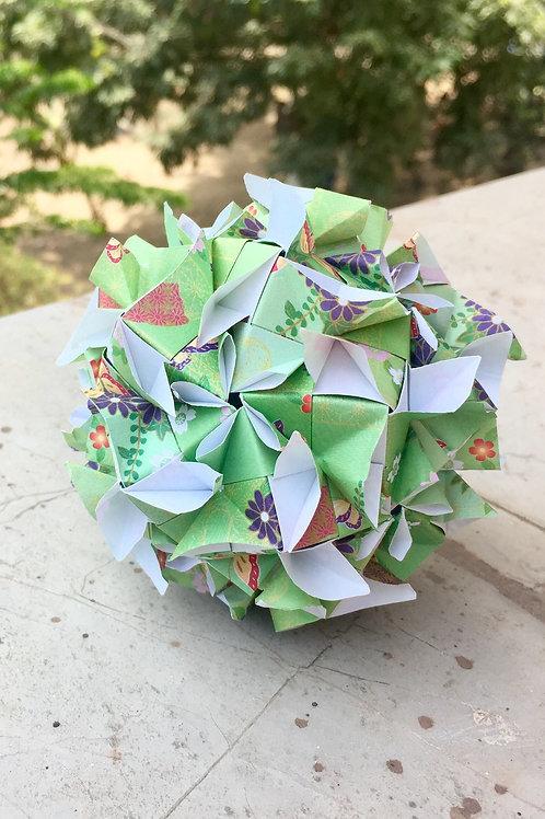 Gardenia Kusudama
