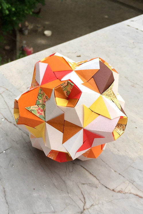 Truncated Kusudama