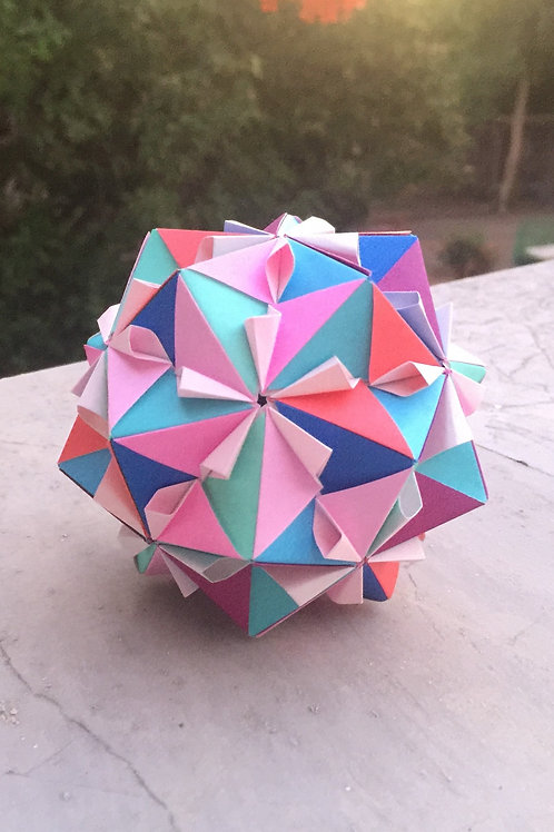 Morning Kusudama