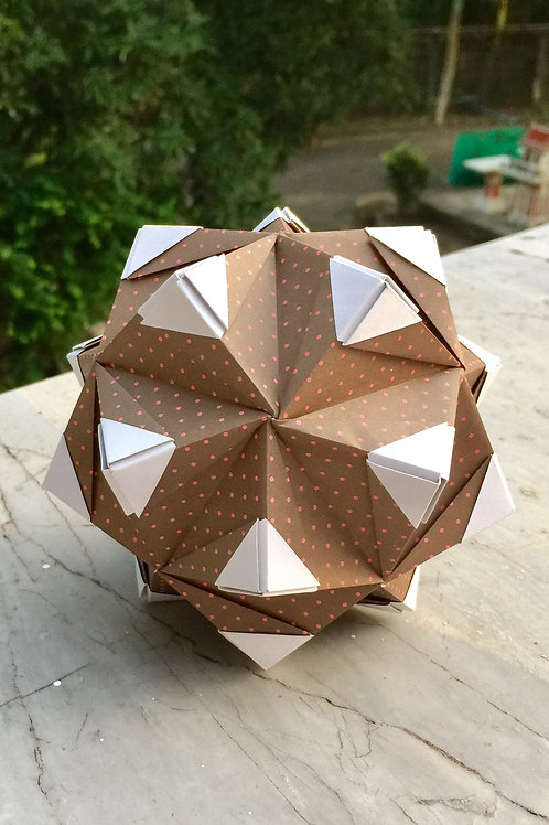 Ruby Unit Kusudama