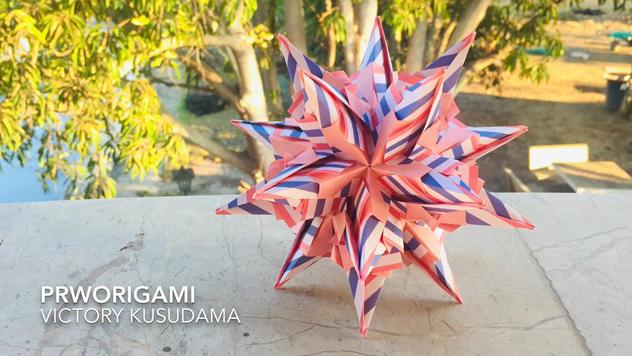 Victory Kusudama