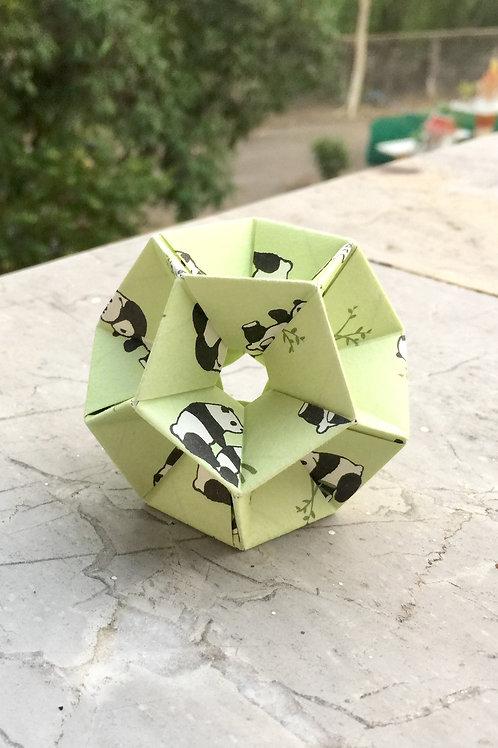 Dodecahedron Kusudama