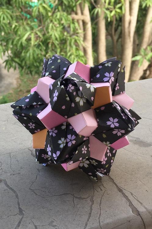 Black Garlic Kusudama