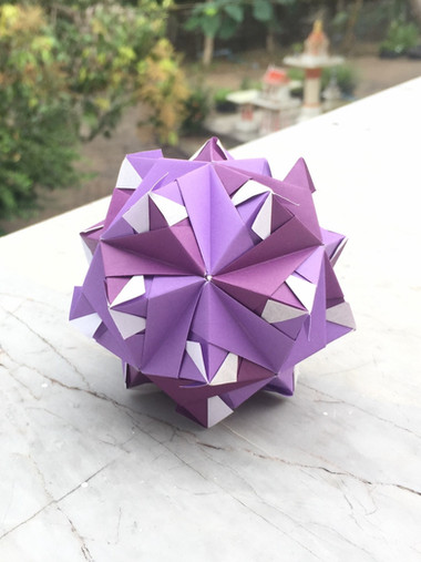 Royal Kusudama