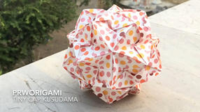 Tiny Cap Kusudama