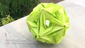 Bay Leaf Kusudama