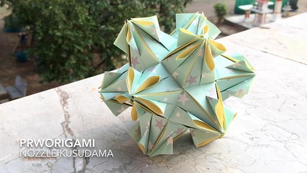 Nozzle Kusudama