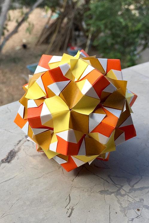 Pineapple Kusudama