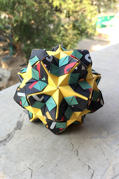 Beetles Kusudama