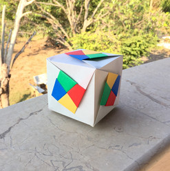 Coloring Cube