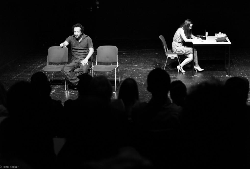 Diebe: Transfer - Translation on Stage