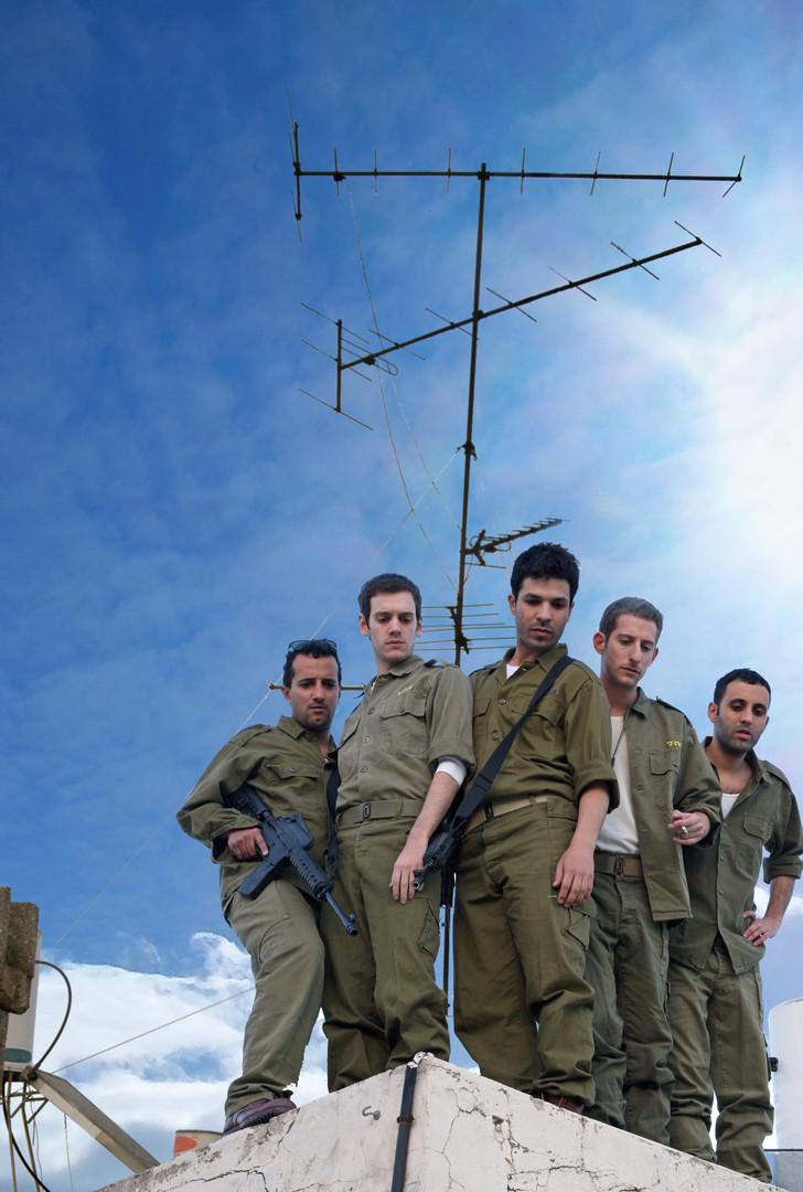 Gaza 17 - ע17Gaza 17 - ע17