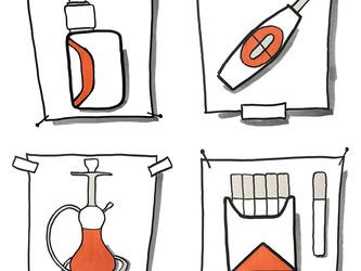 ALLES RAUCHT? ALLES DAMPFT!  Alles über Mythen & Wissenswertes zu Shisha & E-Produkten!
