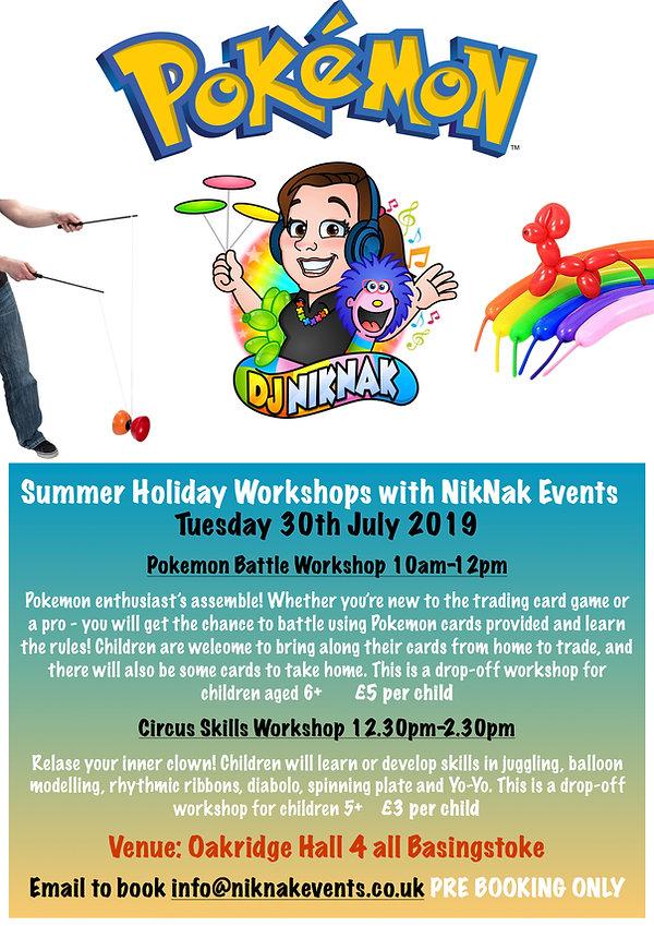 Workshops 30th July.jpg