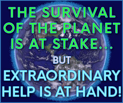Extrodinary Help is at hand!