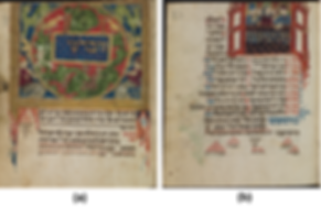 Imaging and Sensing for Archaeology, Art History and Conservation (ISAAC) study on The Oppenheimer Siddur