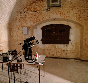 Imaging and Sensing for Archaeology, Art History and Conservation (ISAAC)'s Laser Induced Breakdown Spectroscopy (LIBS)