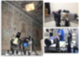 Portable Remote Imaging System for Multispectral Scanning (PRISMS)