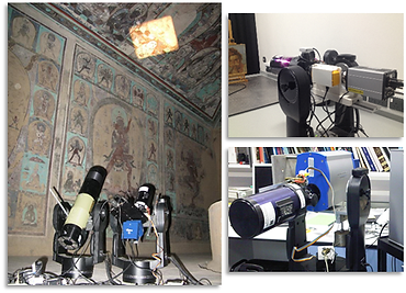 Imaging and Sensing for Archaeology, Art History and Conservation (ISAAC)'s Portable Remote Imaging System for Multispectral Scanning (PRISMS)
