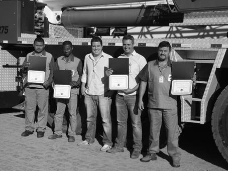Guindastec certifica seus operadores em programa piloto