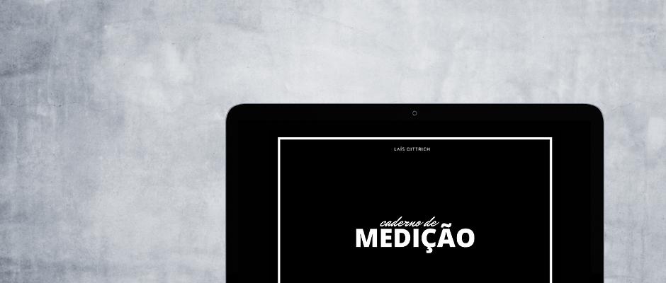 Caderno de Medição Digital