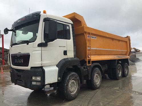 2014 MAN TGS 41.400 Tipper Truck