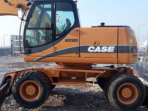 2010 Case WX 185 Excavator