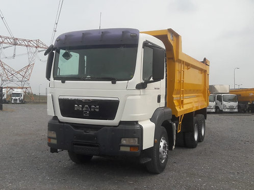 2012 MAN TGS 33.360 Tipper Truck