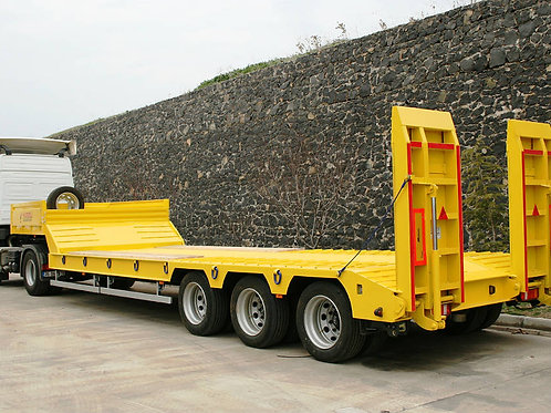 2021 Brand New 3 Axle Lowbed