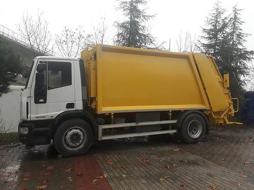 2010 Iveco Eurocargo 180E 25 Garbage Truck
