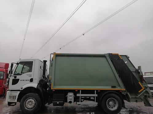 2014 Ford Cargo 1826 Garbage Truck