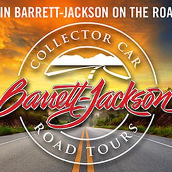 Barrett-Jackson Collector Car Road Tour!