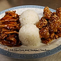 LS4. Teriyaki Chicken & Sesame Chicken
