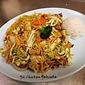 Y2. Chicken Yakisoba