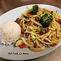 Y10. Pork Lo Mein