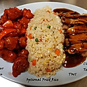 TW1. Chicken Teriyaki & Any Wok Special (C1 - C10)