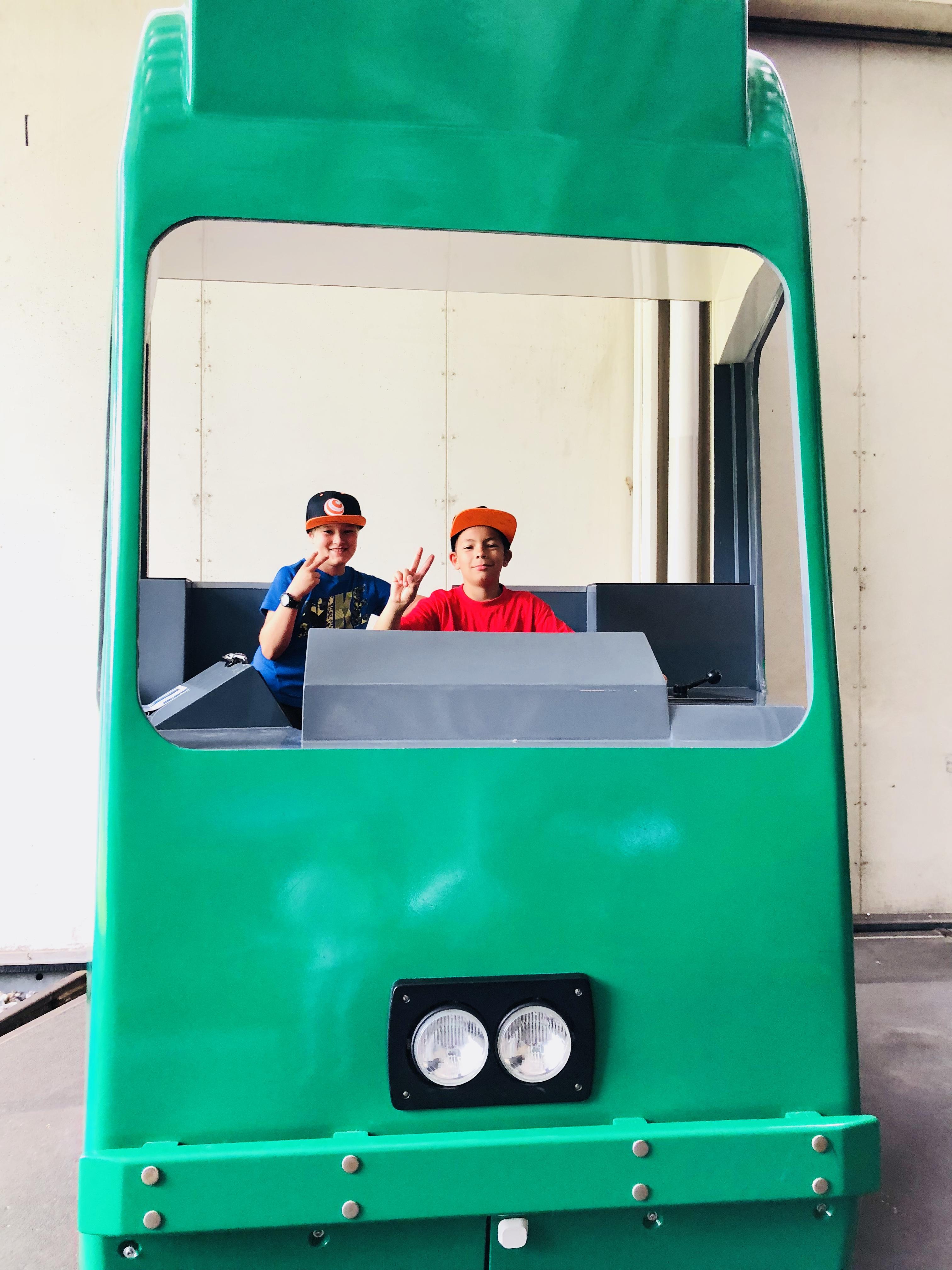 Musée des transports 2018
