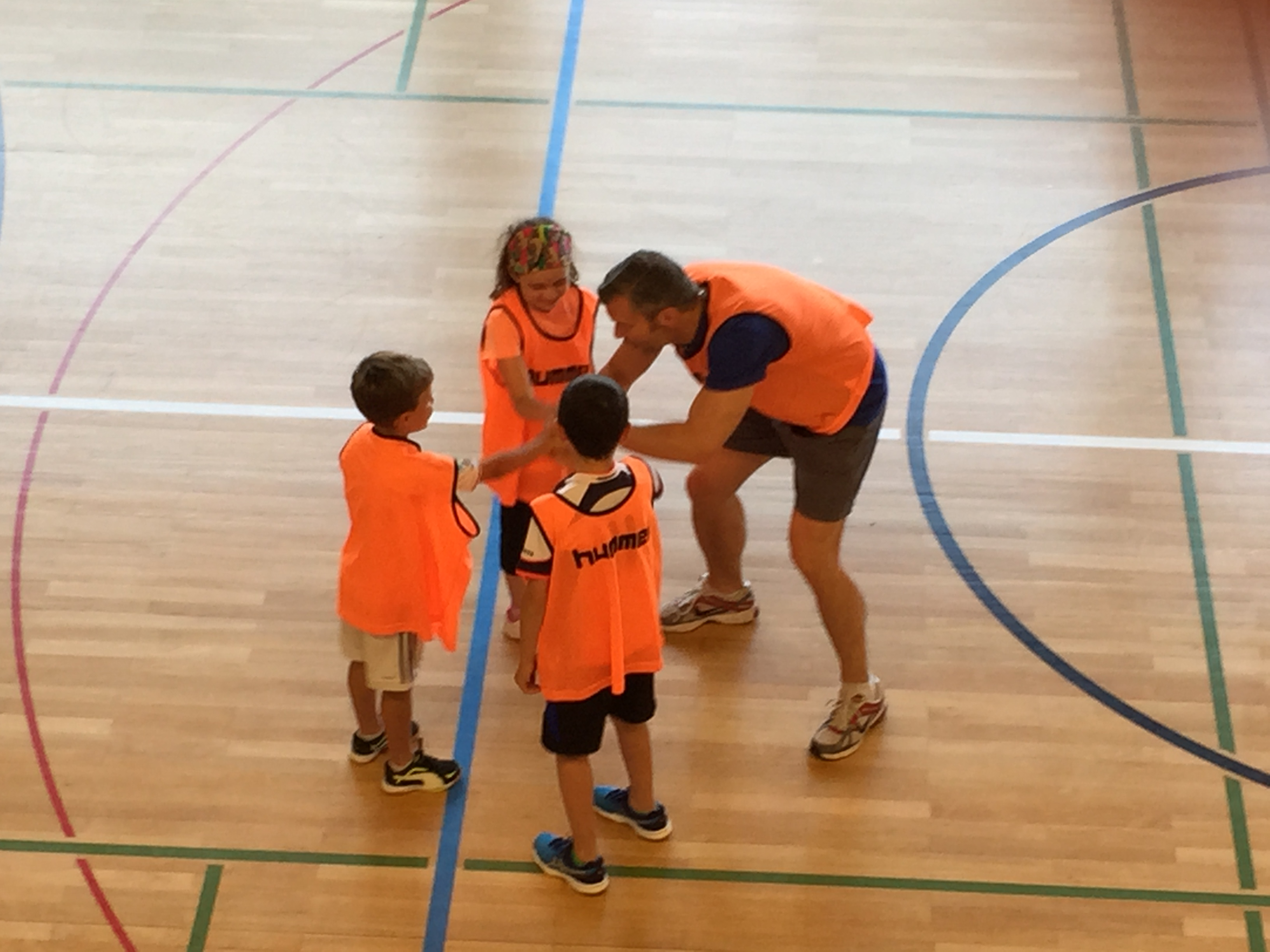 Tournoi parents enfants 2016