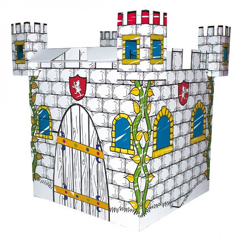 Casută carton American castles 93*93*107 m