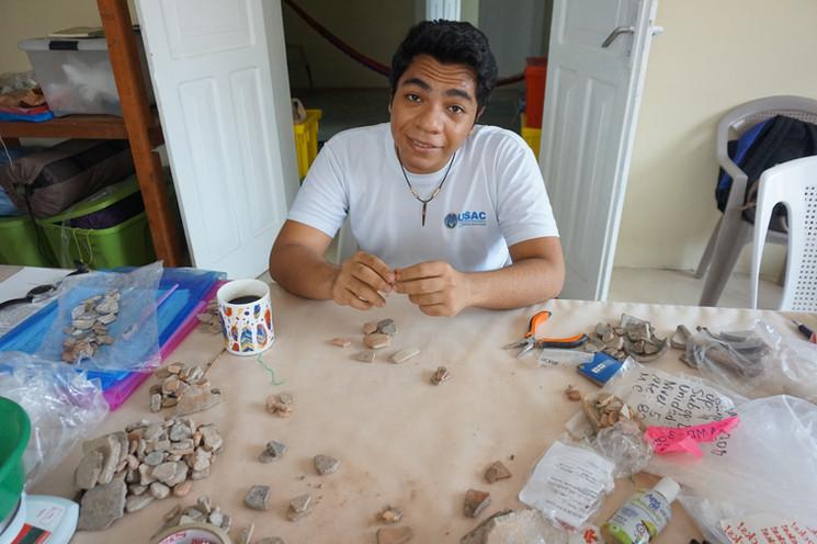 More ceramic analysis