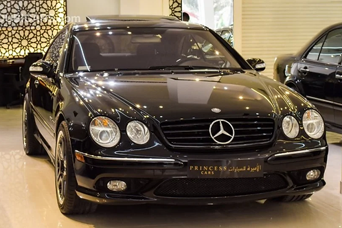 Mercedes-Benz CL 65 AMG CL65