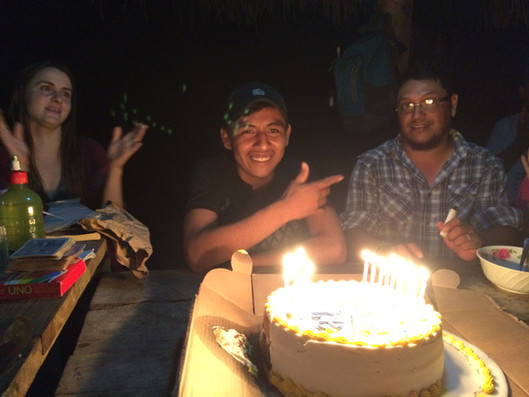 ¡Feliz cumpleaños Melvin!