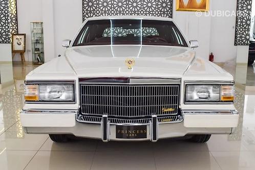 Cadillac Brougham 5.7 L