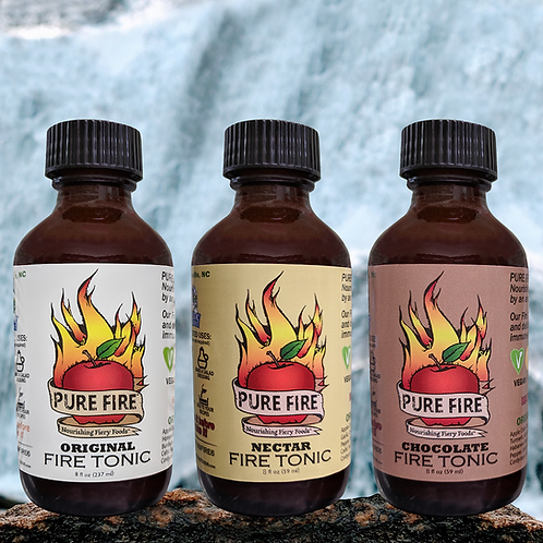 PURE FIRE™ Fire Tonic Trio (8oz)