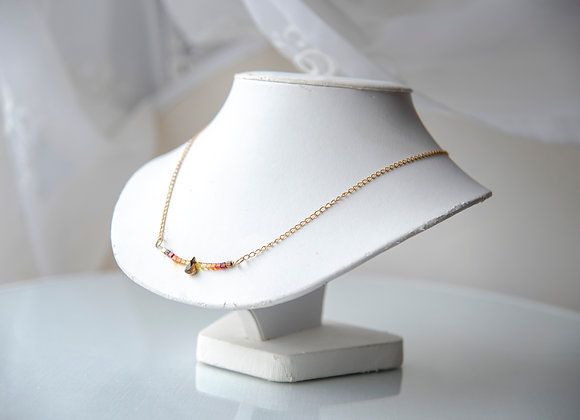 Fire-yBar Necklace